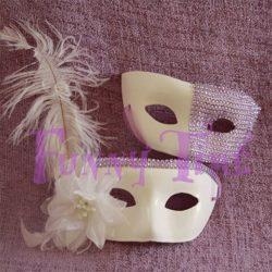 mascaras bodas