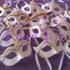 wedding masks
