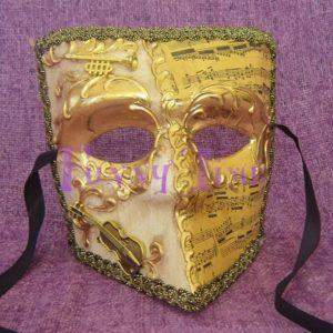mascara para carnaval veneciana. venetian mask