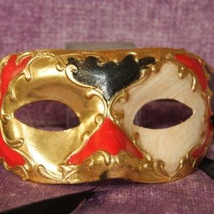 mascara para carnaval