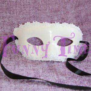 mascara blanca
