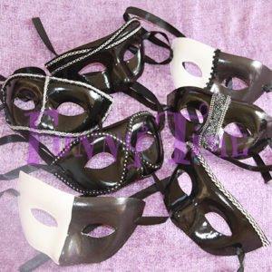 mascaras negras