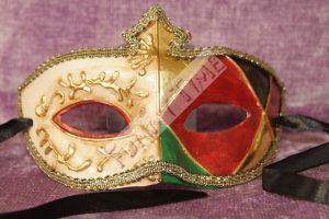 antifaces venecianos para carnaval