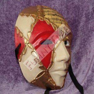 mascara veneciana volto