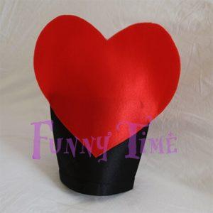 sombrero corazon