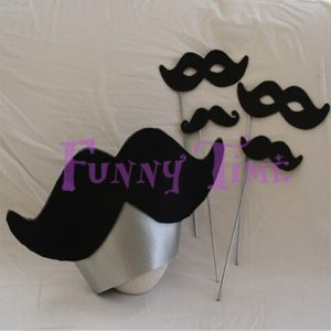 fiesta tematica moustacho