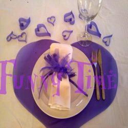 San Valentin decoración