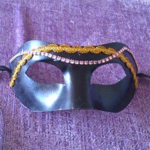 mascara boda veneciana de papel mache