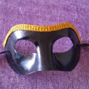 mascara veneciana para caballero