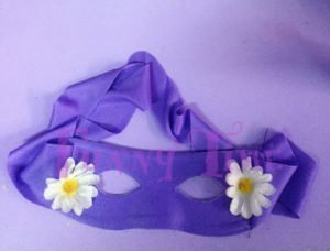 mascara lila