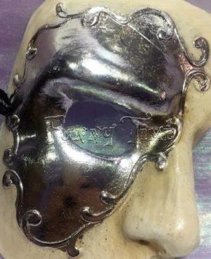 mascara del fantasma de la opera