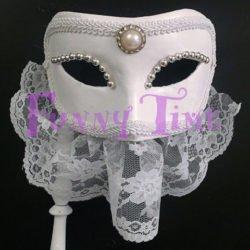 mascara veneciana para novia