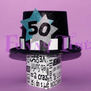 cumpleaños personalizada 50