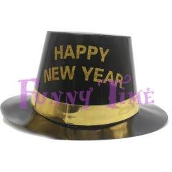 chistera New Year negra
