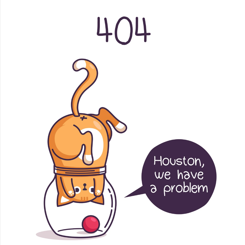 , 404 Page Not Found