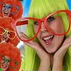 gafas gigantes